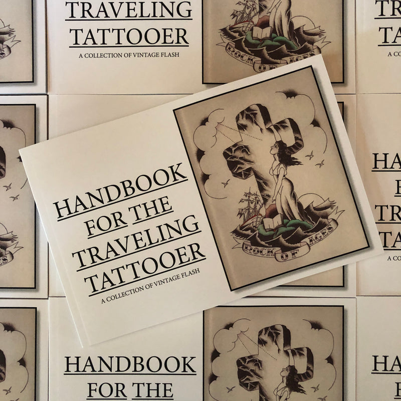 Handbook for the Traveling Tattooer Vol. 1: A Collection of Vintage Flash