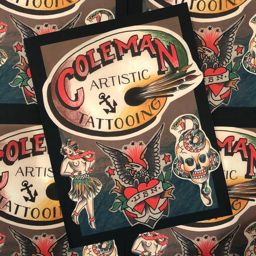 Coleman: Artistic Tattooing
