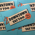 Downtown Tattoo Flash Book Vol. 2