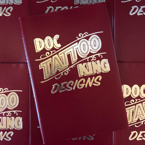 Doc King Tattoo Designs