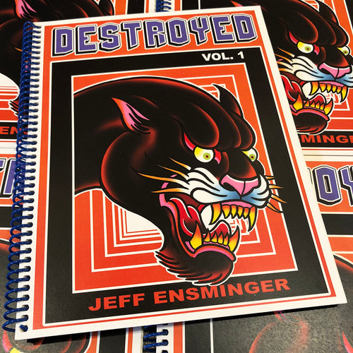 Jeff Ensminger - Destroyed Vol. 1