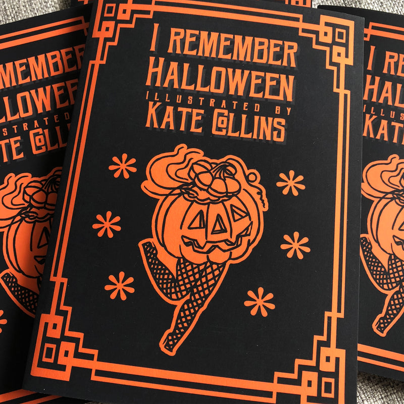 Kate Collins - I Remember Halloween