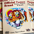 Official Tattoo Brand - Lions, Tigers & Bears