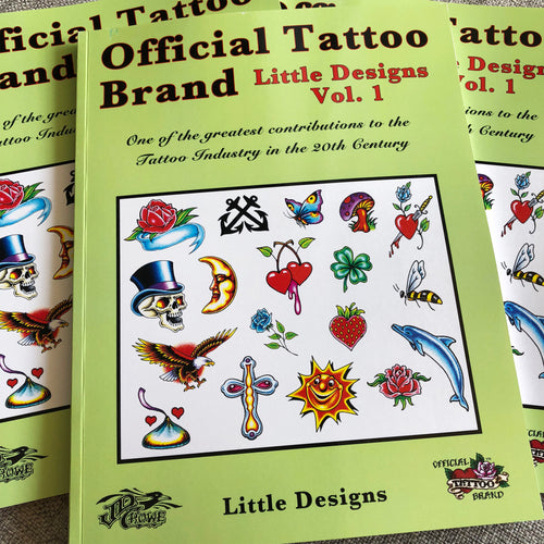 Official Tattoo Brand - Little Designs Vol. 1