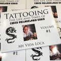 Tattooing: The Life and Times of Crazy Philadelphia Eddie - Vol. 1