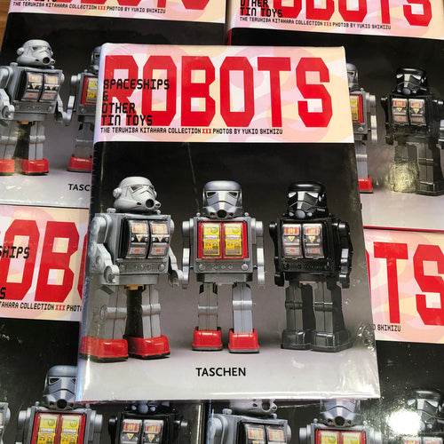 Robots: Spaceships & Other Tin Toys