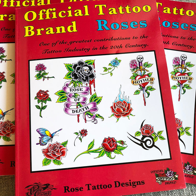 Official Tattoo Brand- Roses