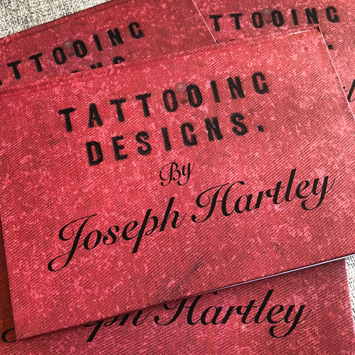 Tattooing Designs by Joseph Hartley