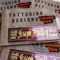Tattooing Designs by Joseph Hartley: Volume 2