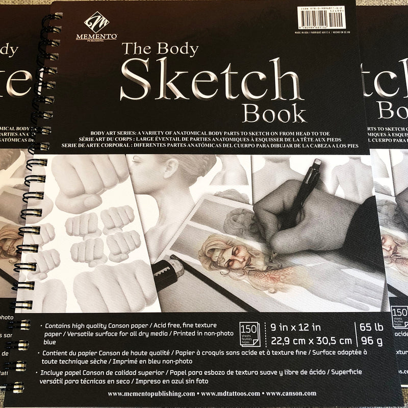 The Body Sketchbook