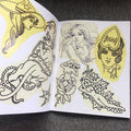 Todd Noble - Sketchbook Volume 6