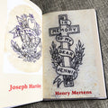 Vintage Tattoo Stencils from the Skuse Archive