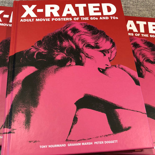 X-Rated: Adult Movie Posters of the 60's & 70's
