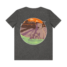 Load image into Gallery viewer, Exodus California Bears Men's Organic Tee