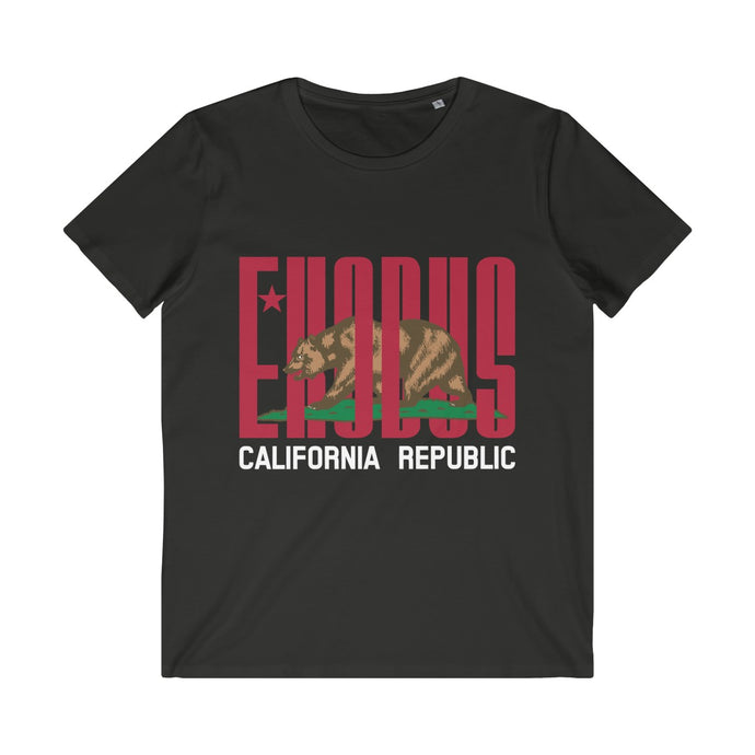 Exodus California Bears Men's Organic Tee