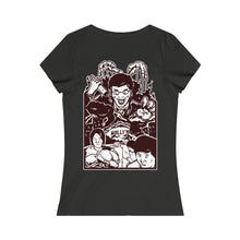 Load image into Gallery viewer, California Exodus Puppet Women's Organic Tee