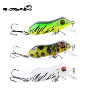 Whopper Plopper Frog Style Fishing Lures