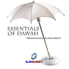 Essentials of Dawah (1 CD) By Muhammad Alshareef