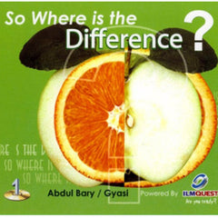 So Where is the Difference? (1 CD) By AbdulBary Yahya