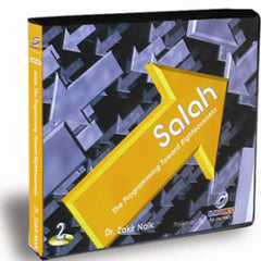 Salah: The Programming Towards Righteousness (2 CDs) By Dr. Zakir Naik