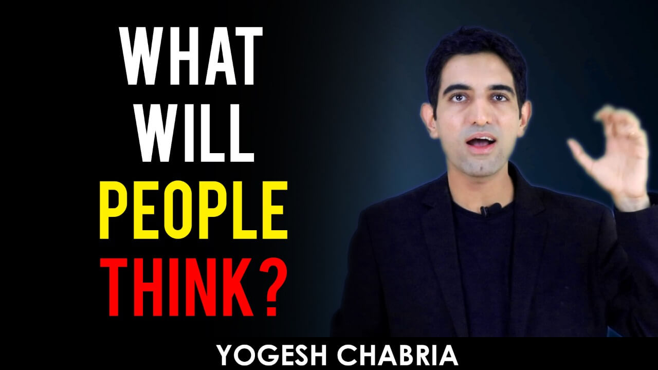 What Will People Think (video)
