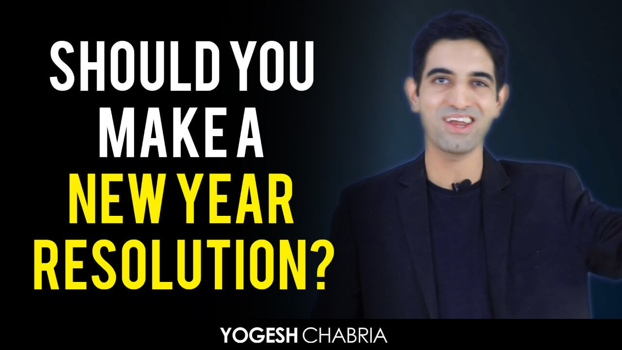 Why You Shouldn't Make New Year Resolutions (Video)