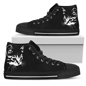 Shadow Cat High Tops