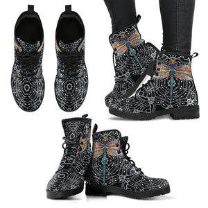 Black DragonFly Boots
