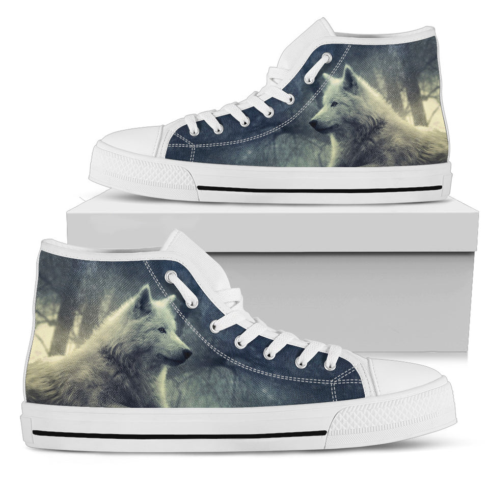 White Wolf High Tops
