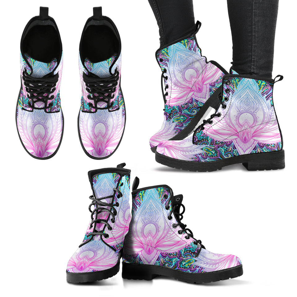 Magical Lotus Boots