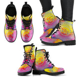 Watercolor Sun Boots
