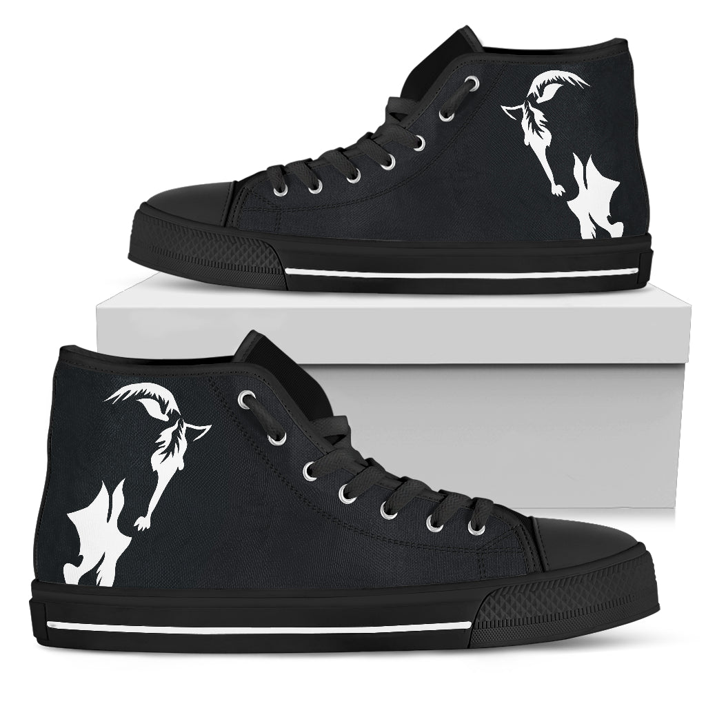 Horse Silhouette High Tops