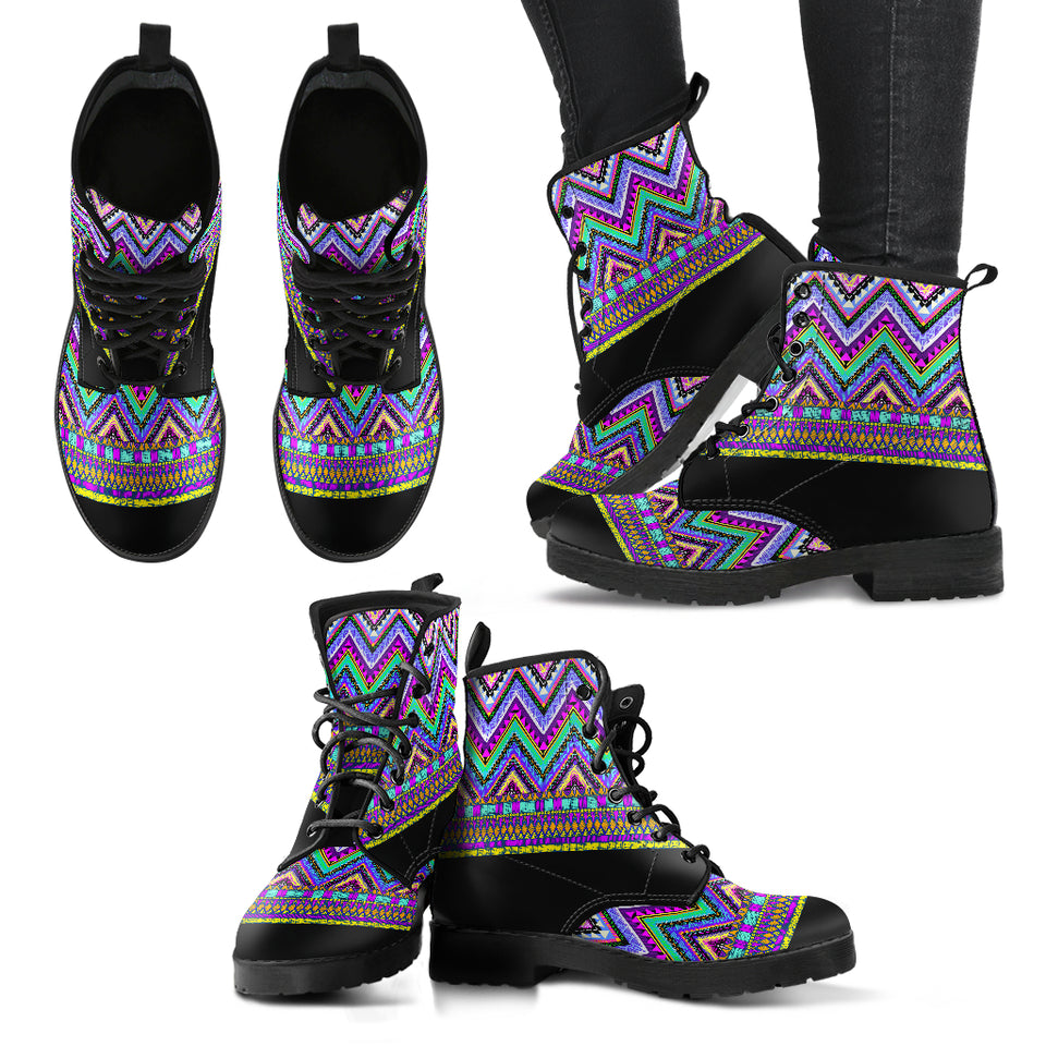 Ethnic Tribal Boots