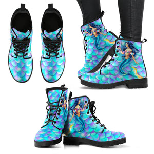 Magical Mermaid Boots