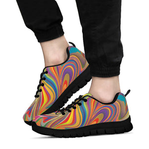 Candy Swirls Sneakers