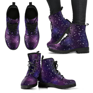 Galactic Space Boots