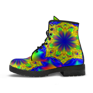 Bloom Mandala Boots