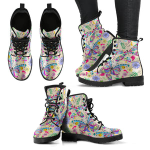 Butterfly Dragonfly Boots