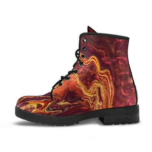 Copper Melt Boots