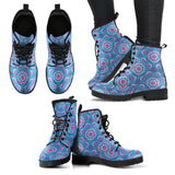 Mandala Patterns Boots