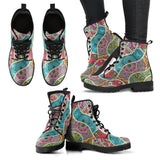 Psychedelic Mandalas Boots