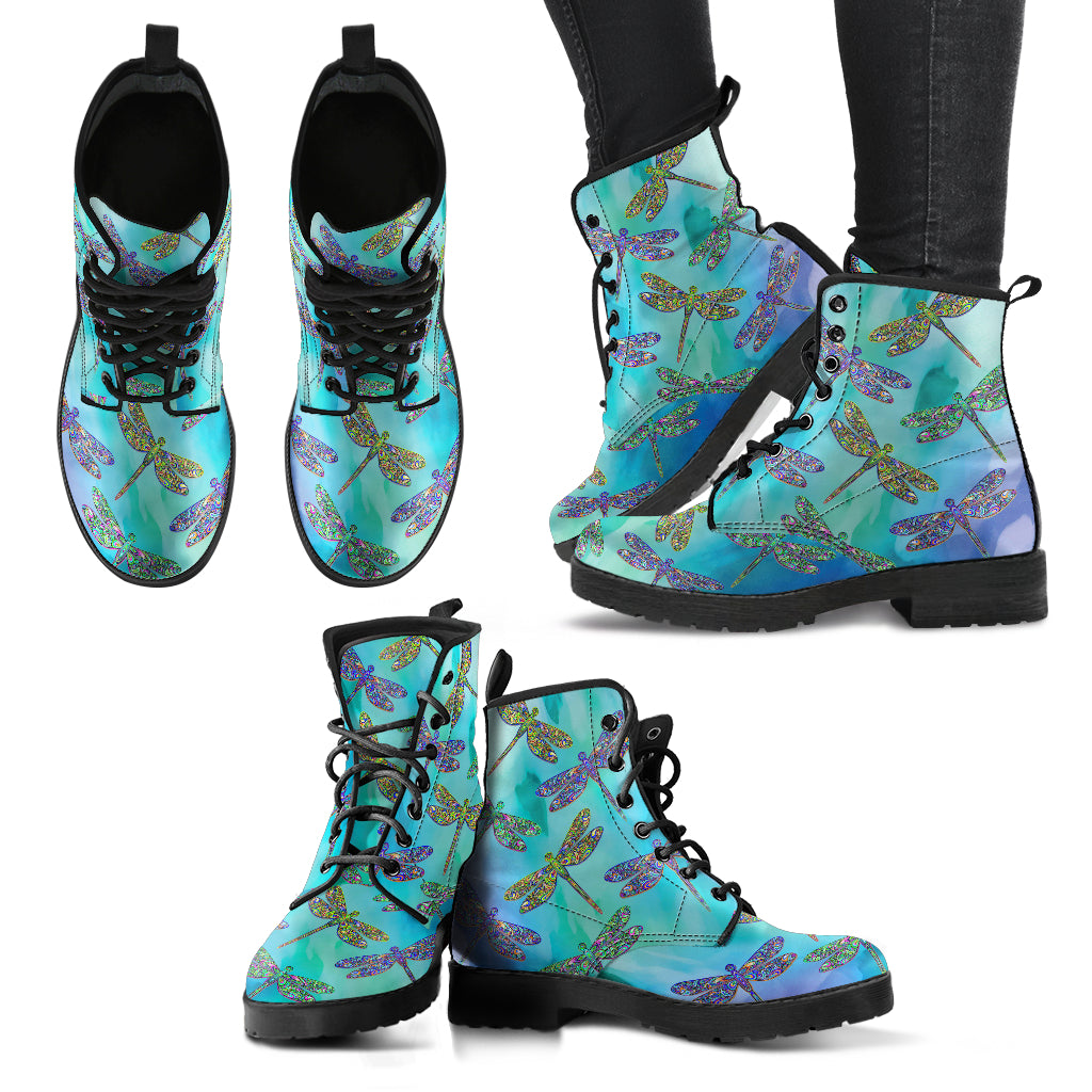 Water Dragonfly Boots