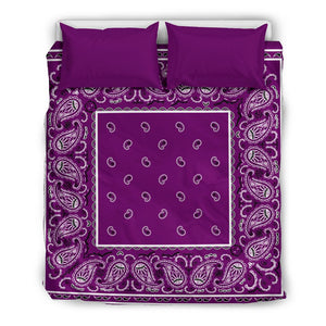 Wild Plum Bedding Set