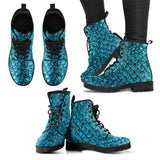 Mermaid Scales Boots