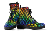 Rainbow Scales Boots