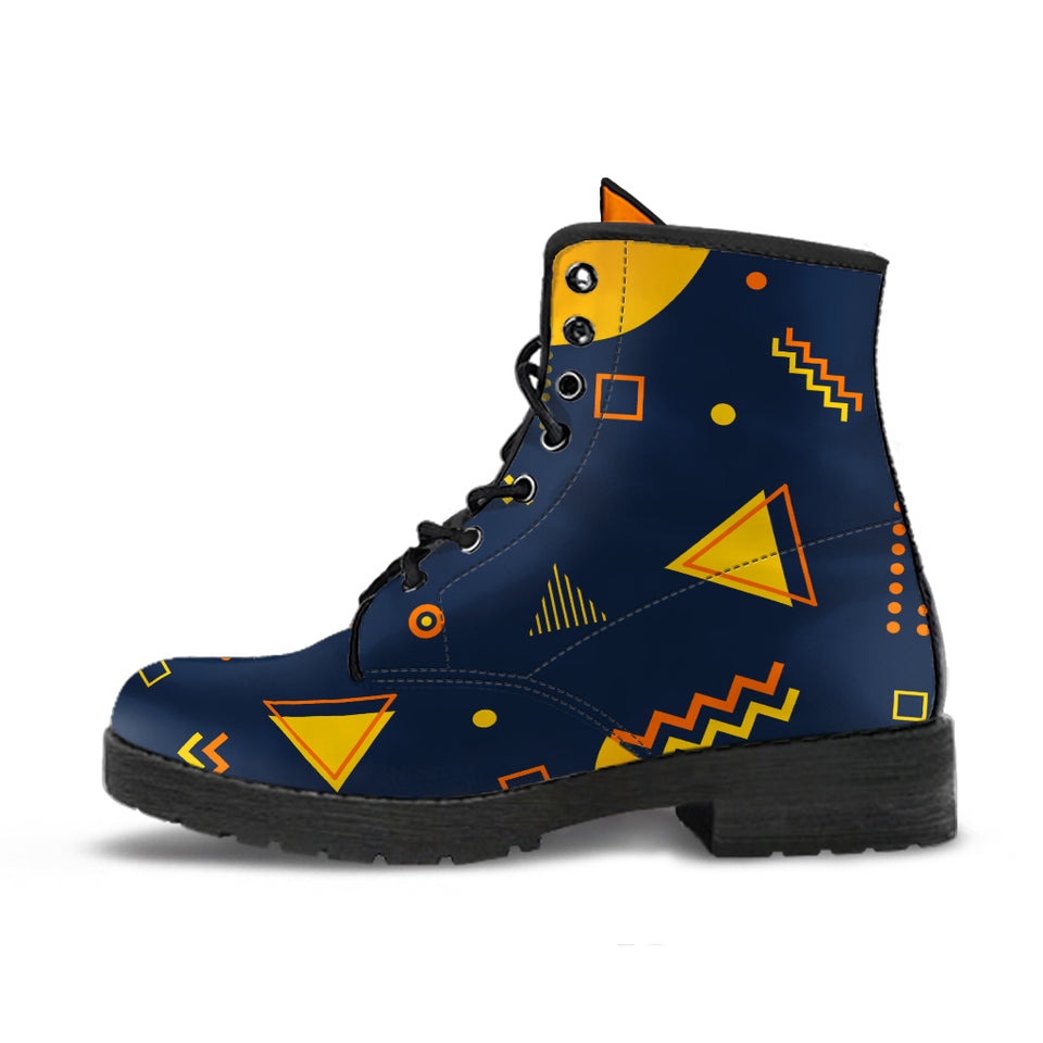 Abstract Geometric Boots