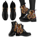 Chinese Dragon Boots