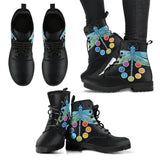 Chakra Dragonfly Boots
