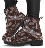 Brown Dragonfly Boots