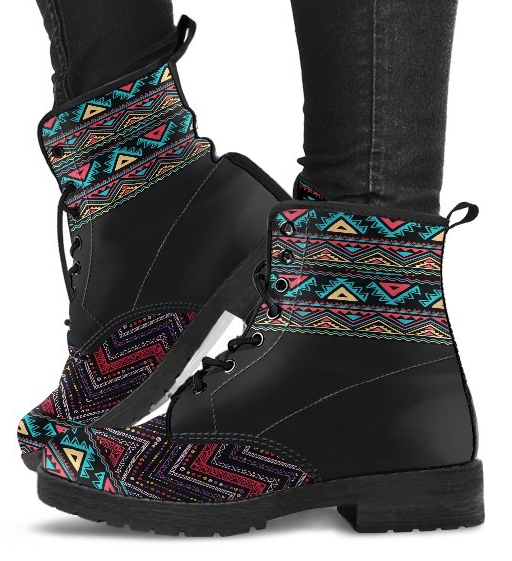 Bohemian Ethnic V1 Boots